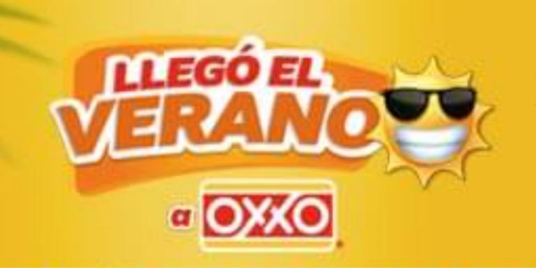 """Oxxo: Cupones """"Llegó el verano"""""""
