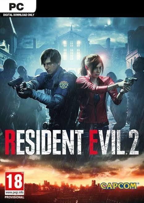 CDKeys Resident Evil 2 Remake PC para Steam