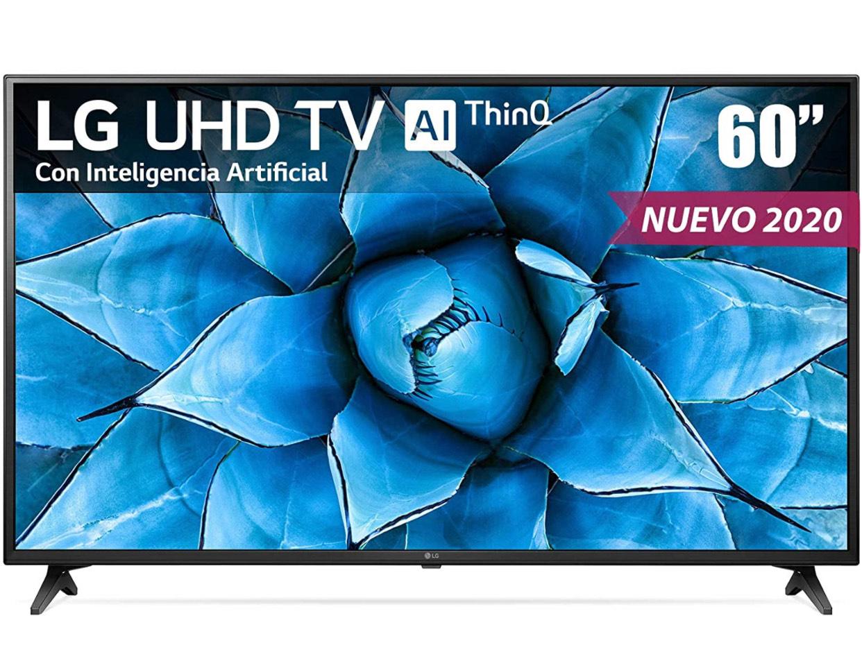 """Amazon: TV LG 60"""" 4K"""