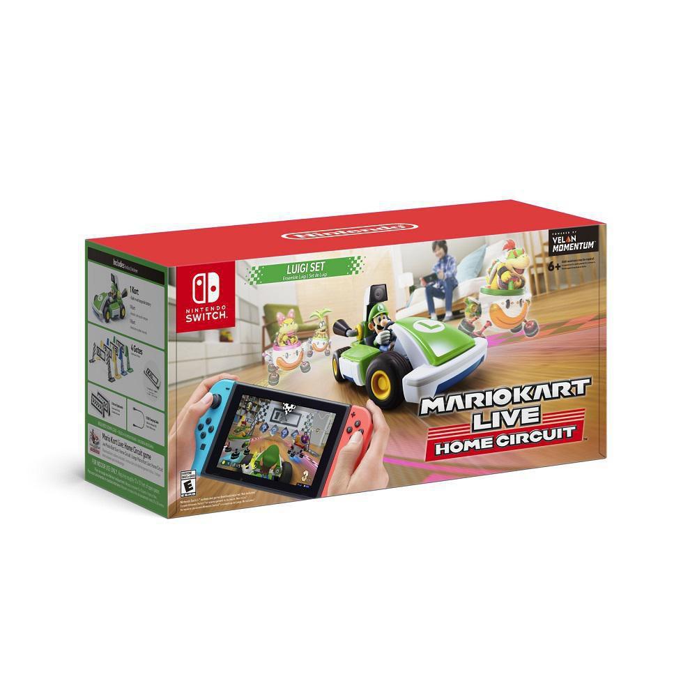 Elektra: Mario Kart Live: Home Circuit - Luigi - Nintendo Switch