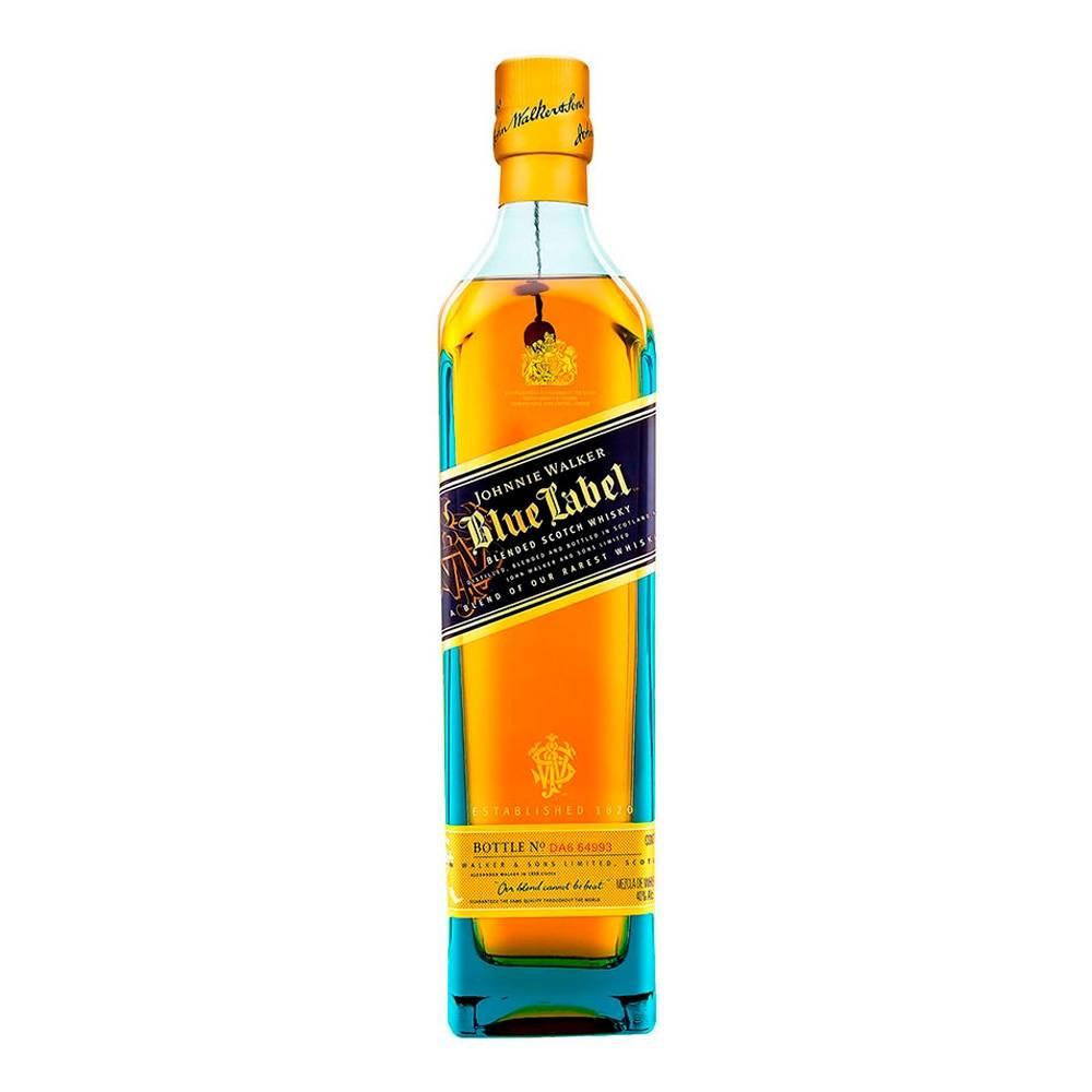 Superama: Whisky blue label 3x2