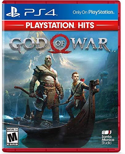 Amazon: God of War Playstation Hits - Playstation 4 - Standard Edition