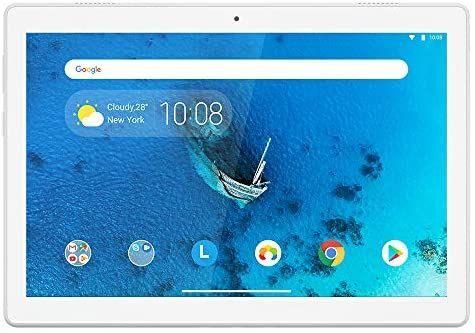 "Amazon: Tablet Lenovo Tab M10 TB-X505F, 10"", Blanco"
