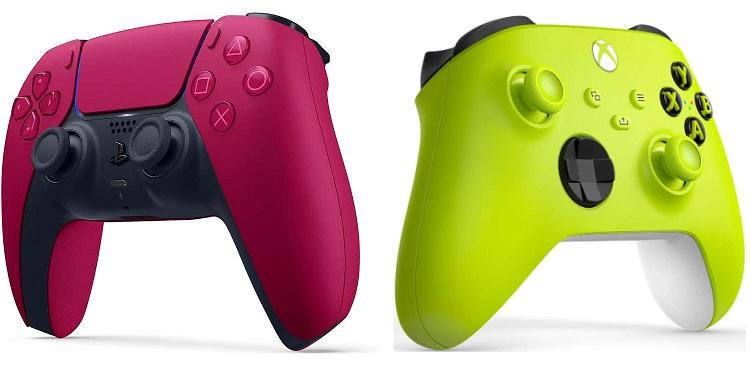 Liverpool: Control Dualsense PS5 Cosmic Red o Midnight Black, Electric Volt Xbox Series ($1,233) pagando con PayPal + Citibanamex
