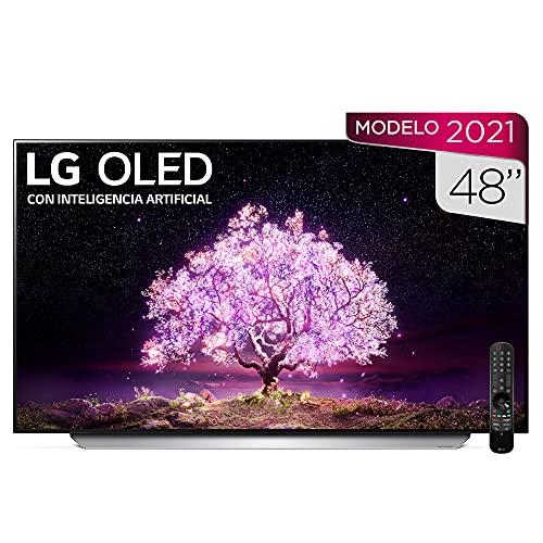 Amazon: Pantalla OLED LG C1 48 pulgadas