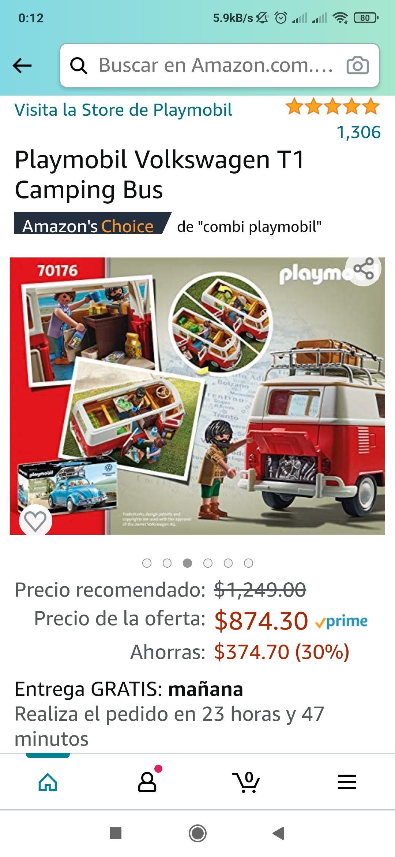 Amazon: Combi Playmobil