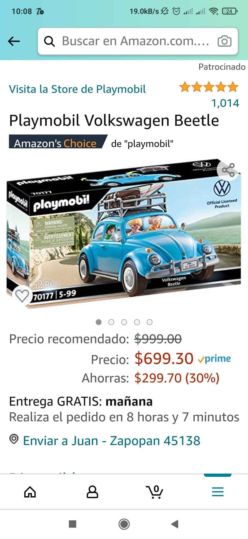 Amazon: Bochito Playmobil