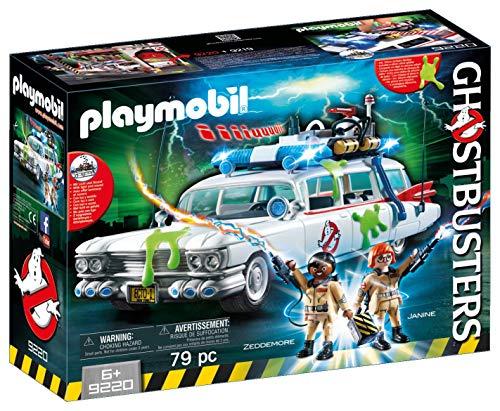 Amazon Playmobil Ghostbusters: Ecto-1