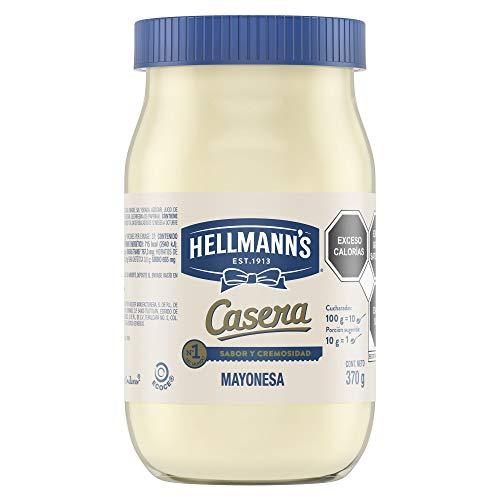 Amazon: Hellmann's Mayonesa Receta Casera 370 g.