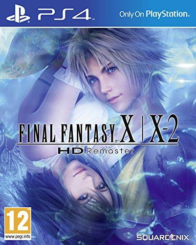 Amazon: Final Fantasy X & X-2 HD ps4