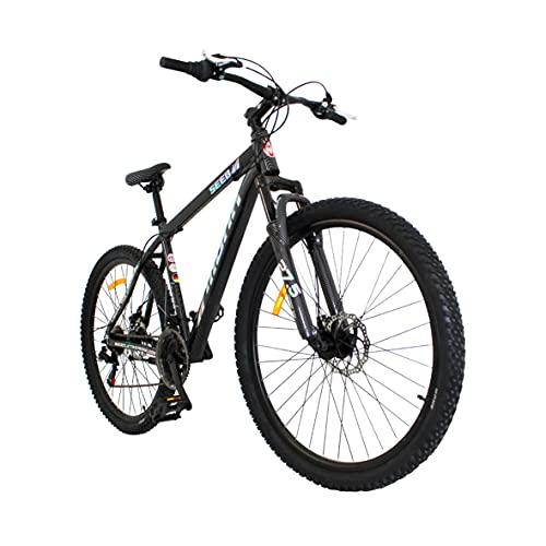 Amazon: Bicicleta De Montaña Rodada 27 De Aluminio Monk Seeb Con cupón de AMAZON + Promo BBVA HotSale