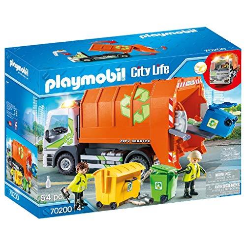 Amazon: Playmobil Camión de Reciclaje