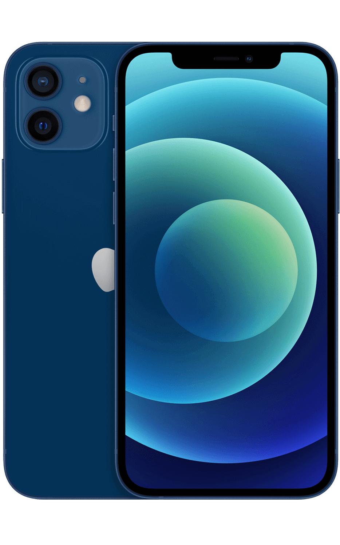 Walmart: iPhone 12 Apple 128 GB Azul con BBVA a 18 MSI