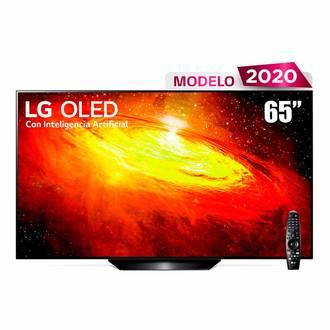 """Soriana: Recopilación de pantallas 65"""" - LG OLED 4K BX ($23,990), Samsung Q90 ($25,999) y más"""