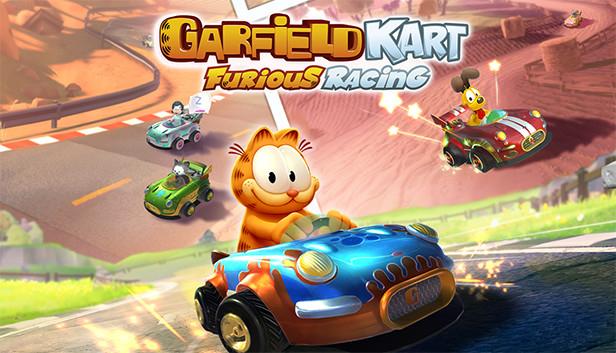 Steam: Garfield Kart - Furious Racing