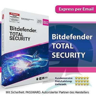 Bitdefender: 6 Meses GRATIS, Hasta 6 Dispositivos [PC, MAC, iOS, Android]