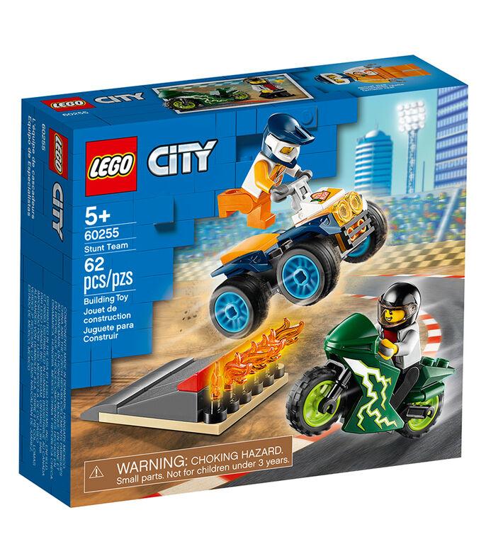 Lego City, Equipo de Especialistas - Palacio de Hierro