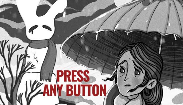 Steam [PC]: Press Any Button ¡GRATIS! (Próximo a volverse de pago)