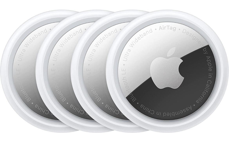 Amazon: Apple AirTag (Paquete de 4)