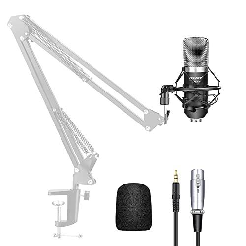 Amazon: Micrófono Neewer Nw-700 con condensador