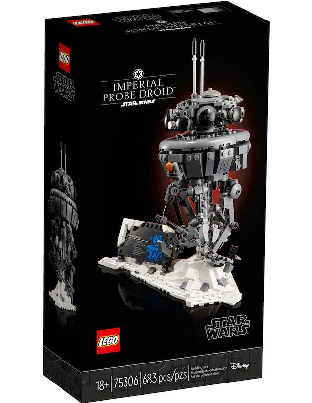 Liverpool: Lego Droide Sonda Imperial