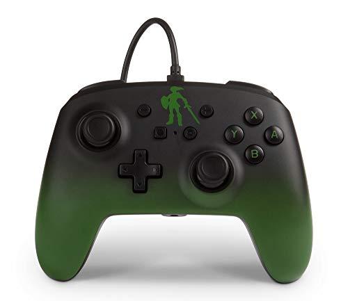 Amazon MX: Control Alambrico edición Zelda Link Fade para Nintendo Switch