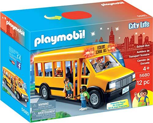 Amazon: Playmobil Camión de Escuela