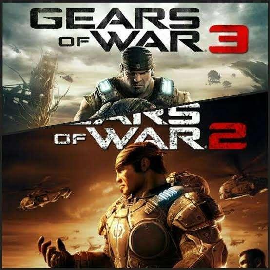 Cdkeys: Gear of War 2 y 3 $28 c/u [Xbox 360 y Xbox One]