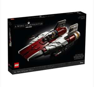 liverpool Lego Star Wars A-Wing Starfighter