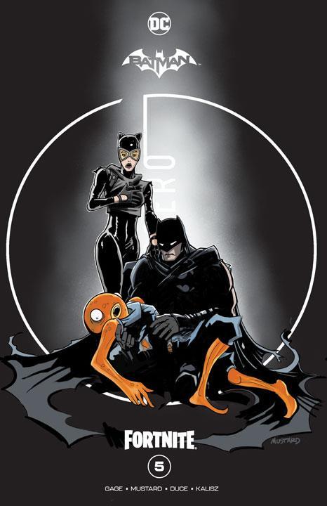 Smashcomics: Batman/Fortnite #5