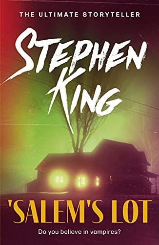 Amazon Kindle: Salem's Lot. De Stephen King. (en inglés)