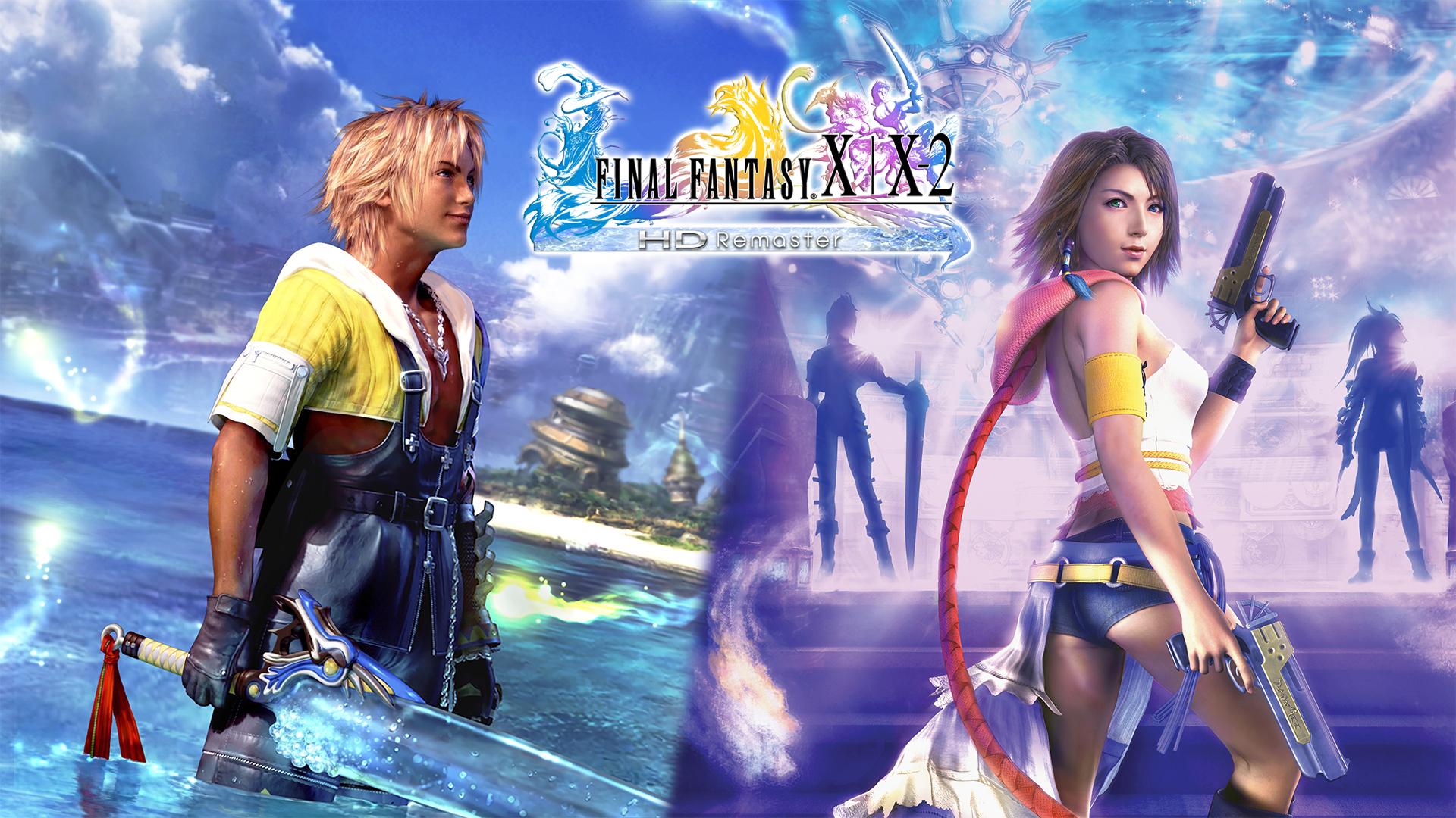 (Switch eShop) Final Fantasy X/X2 y FFXII ambos a 548 c/u