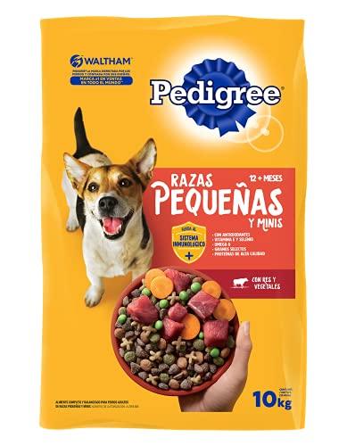 Amazon: Pedigree 10 kg razas pequeñas