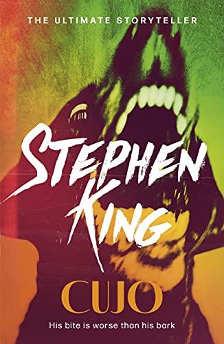 Amazon Kindle: Cujo. De Stephen King. En inglés.