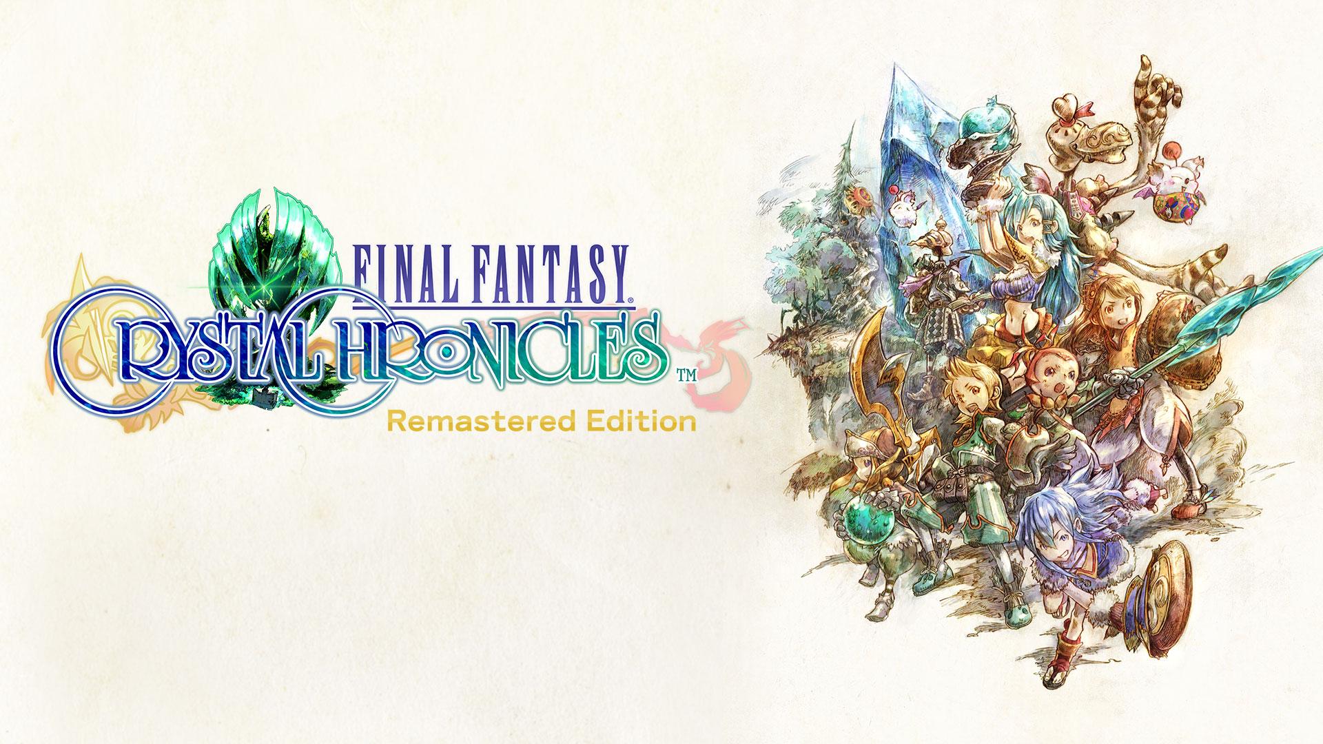 Nintendo eShop Brasil: Final Fantasy Crystal Chronicles | MINIMO