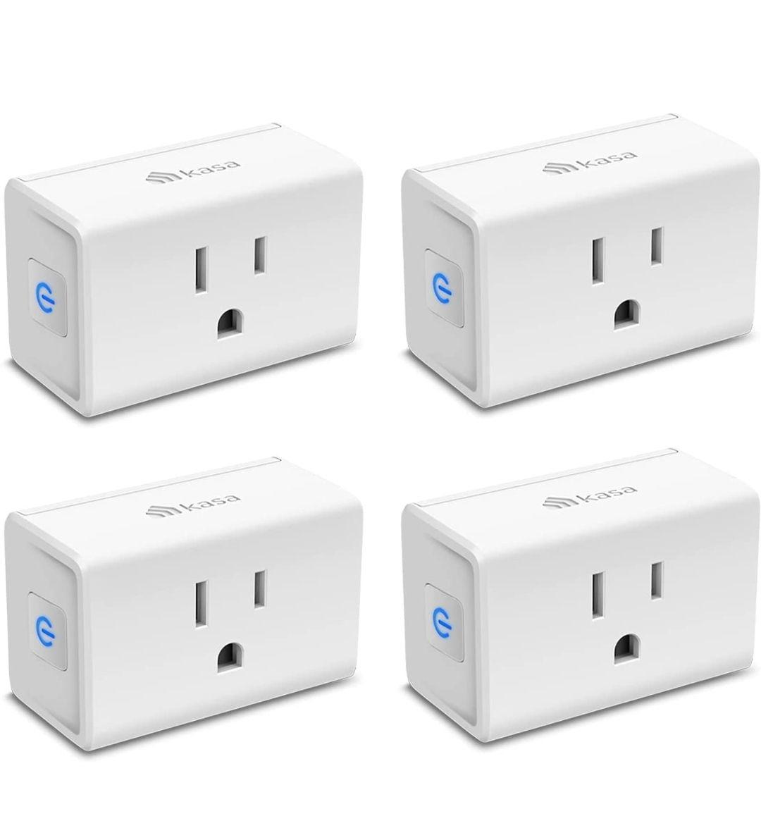 Amazon Smart Plug Mini Kasa TP-Link 4 Pack