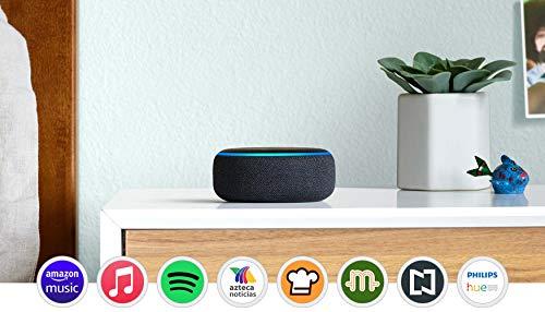 Amazon: Echo Dot (3ra generación)