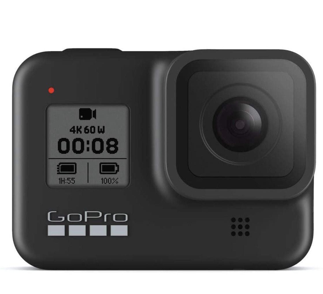 Amazon: GoPro hero 8 black