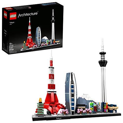 Amazon: LEGO Architecture Skyline 21051 Tokio