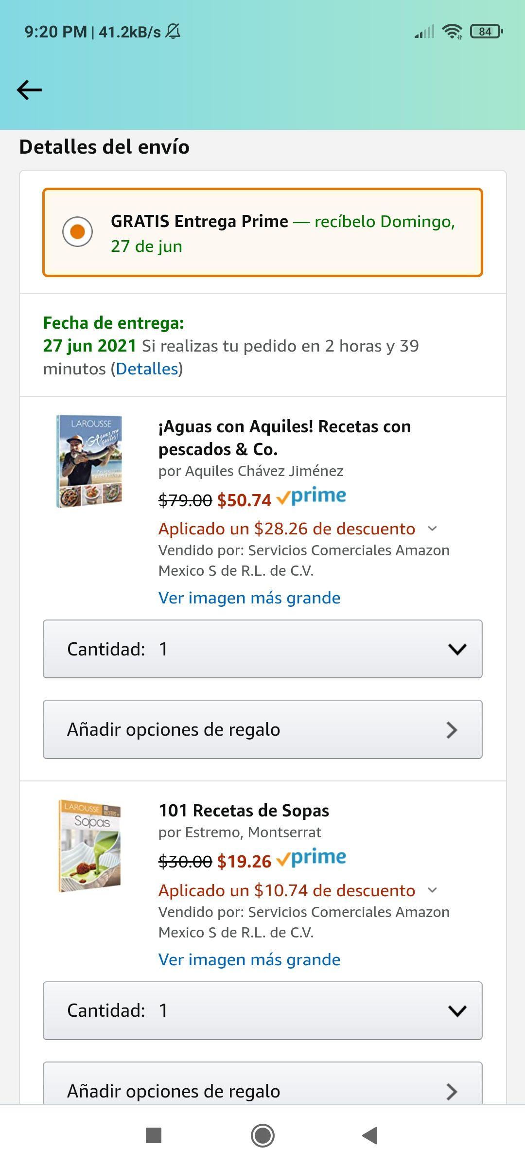 Amazon Libros: ¡Aguas con Aquiles! + 101 Recetas de sopa