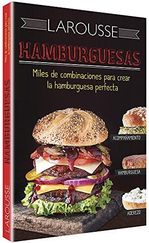 Amazon - 1000 recetas de hamburguesas