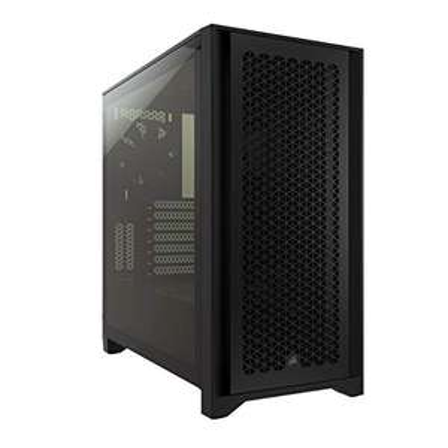 Amazon: Gabinete Corsair 4000D Airflow - Carcasa para PC (Cristal Templado)