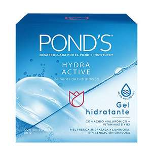 Amazon: Crema en gel Pond's Hydra con Ac. Hialurónico