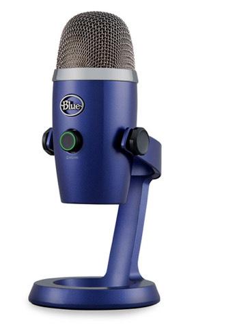 RadioShack: Micrófono Blue Yeti Nano / Azul / USB