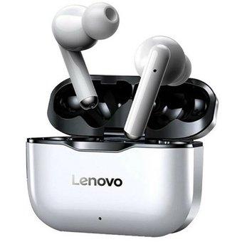 Linio: Lenovo Auriculares LP1 Audifonos TWS Bluetooth - Blanco