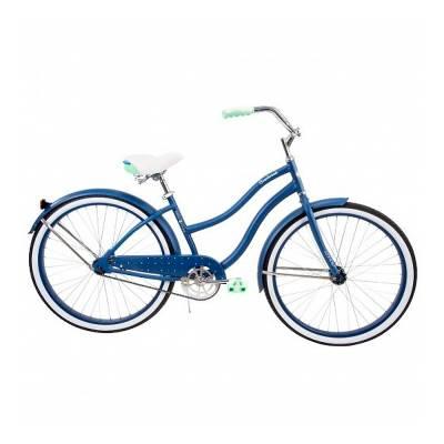 Bodega Aurrera Bicicleta Huffy Cranbrook Crucero Rodada 26 Azul