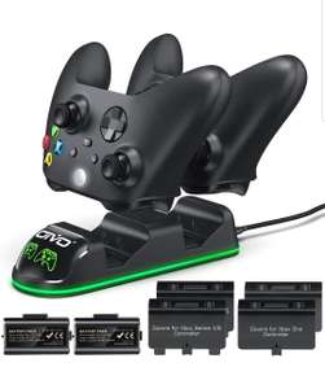 Amazon: Estación de carga Xbox X/S
