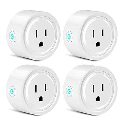 Amazon: ¡Oferta Relámpago! Wifi Smart Plug YOMYM Enchufe Inteligente Mini Outlets