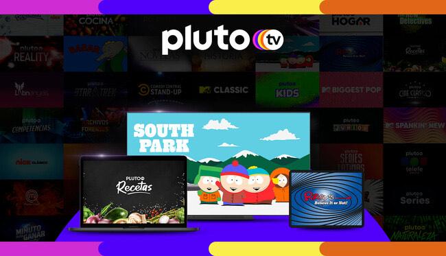 South Park gratis las 24 horas en Pluto TV