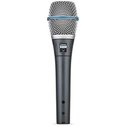 Amazon: Shure Beta 87A - Micrófono Vocal de Condensador supercardioide